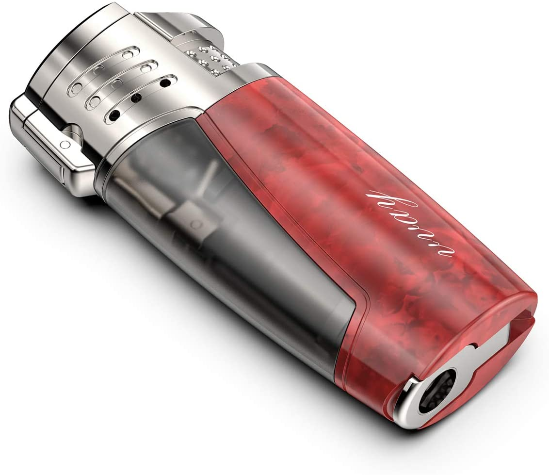 Jet Flame Lighter with Lacquer Finish